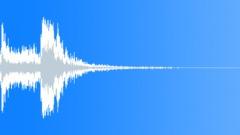 Industrial Gate Close Sound Effect