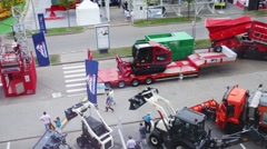 Exhibit of Exhibition of Construction equipment and technologies Arkistovideo