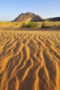 Stock Photo of Ben Amira the second largest monolith in the world Adrar region Mauritania