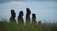 Easter Island 34 HD - stock footage