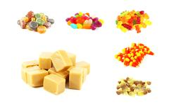 Candy Collection Stock Illustration