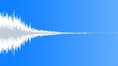 Epic Impact Hit - 3 - sound effect