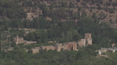 The Generalife Stock Footage