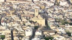 AERIAL Spain-Felanitx Stock Footage