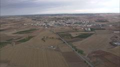 Belmonte Castle Stock Footage