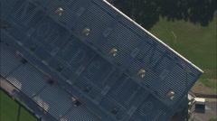 Stade De La Mosson Stock Footage
