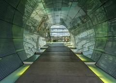 Entrance area of the new EnergieForum energy forum Friedrichshain Berlin Kuvituskuvat