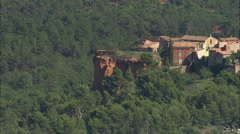 Roussillon Stock Footage