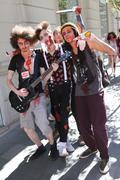 Zombie Walk Istanbul - stock photo
