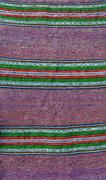Stock Photo of Woven wool rug