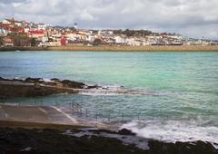 Saint Peter Port,  Guernsey. Stock Photos