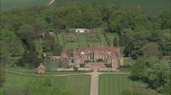 Kentwell Manor Stock Footage