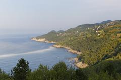 Stock Photo of Kure Mountains Black Sea near Doganyurt Kastamonu Province Black Sea Region