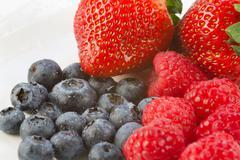 Berry Fruit - stock photo