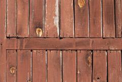 Textured wooden wall Stock Photos