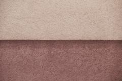 Two-tone colored concrete Stock Photos