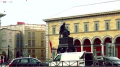 Bavarian State Opera / Bayerische Staatsoper in Munich Stock Footage