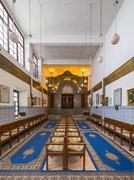 Stock Photo of Alzama Synagogue Derb Saka Medina Marrakech Marrakech Tensift Al Haouz