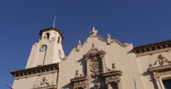 Stock Video Footage of Jesuit College, Córdoba,Argentina