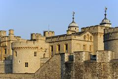 Stock Photo of Tower of London UNESCO World Cultural Heritage site London England United