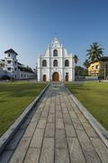 Roman Catholic Church of Our Lady of Hope one of the oldest churches in - stock photo
