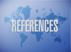 References world sign concept illustration Stock Photos