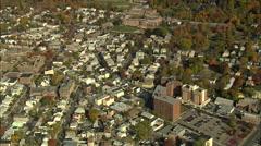 AERIAL United States-Tarrytown 45 Stock Footage