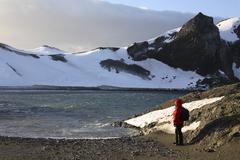 Stock Photo of South Shetland Islands - Antarctica