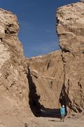 Valley of the Dead - Atacama Desert - Chile Stock Photos