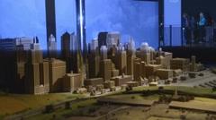 Milano Expo 2015 Pavilion zerro installation. Stock Footage