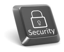 Security - stock illustration