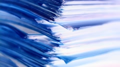 Paper documents for background - stock footage