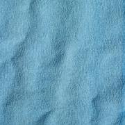 Blue wisp of bast texture Stock Photos