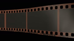 film strip animated 2 export main - stock footage