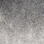 Black asphalt fragment Stock Photos