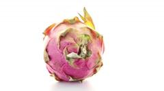 Pitaya or Dragon Fruit  Stock Footage