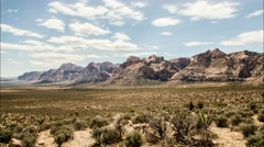 Red Rock Nevada - stock footage