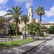 Church of San Giacomo Maggiore Porto Azzurro Elba Livorno Tuscany Italy Europe Stock Photos