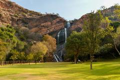 Walter Sisulu National Botanical Garden - stock photo