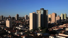 Piracicaba is a city located in the Brazilian state of Sao Paulo Stock Footage