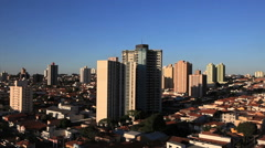 Pan, Piracicaba is a city located in the Brazilian state of Sao Paulo Stock Footage