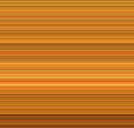tube striped background in many shades of orange - stock illustration