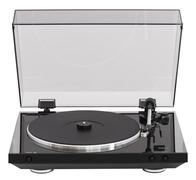 Simple Turntable Isolated on White Background Stock Photos