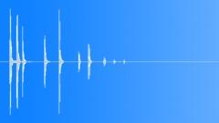 Golf Putt Hole Impact Sound Effect