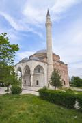 Stock Photo of Mustafa Pasha Mosque Skopje Macedonia Europe