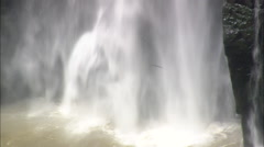 AERIAL South Africa-Howick Falls Stock Footage