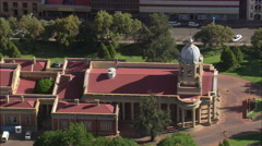AERIAL South Africa-Fourth Raadsaal 30 - stock footage
