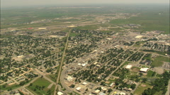 AERIAL United States-School Of Mines And Technology Stock Footage