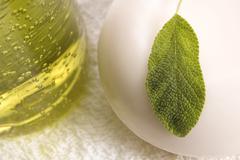 aroma spa - stock photo