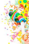 Birthday arrangement. - stock photo